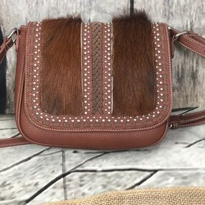 Trinity Ranch Real Leather Concealed Gun Purse